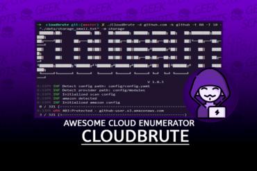 CloudBrute Awesome Cloud Enumerator