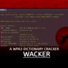 Wacker A WPA3 Dictionary Cracker