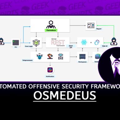 Osmedeus Reconnaissance and Vulnerability Scanning