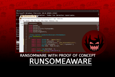RunSomeAware Ransomware Awareness Campaign with PoC