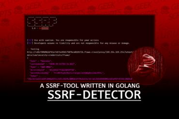 SSRF-Detector A SSRF-Tool Written in Golang