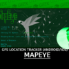MapEye Accurate GPS Location Tracker Android, IOS