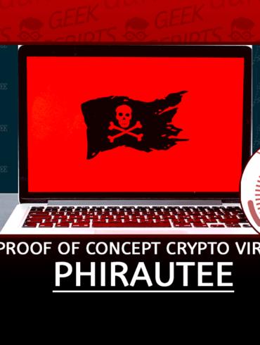 Phirautee A Proof of Concept Crypto Virus