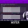 Wiper Secure Destruction of Sensitive Virtual Data