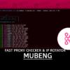 Mubeng Fast Proxy Checker & IP Rotator
