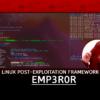 Emp3r0r Linux Post-Exploitation Framework